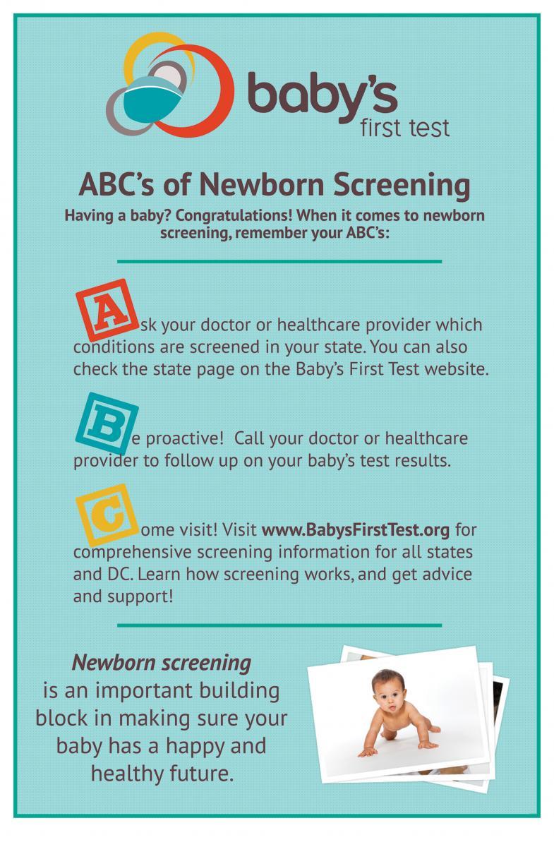 Phenylketonuria Symptoms Screening Facts | Baby...